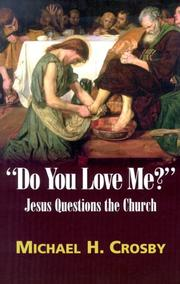 Cover of: Do You Love Me? | Michael H. Crosby