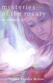Cover of: Mysteries of the rosary in ordinary life