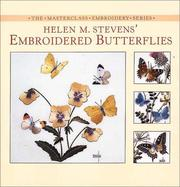 Cover of: Embroidered Butterflies