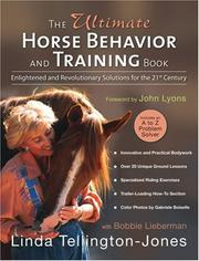 Cover of: The ultimate horse behavior and training book |