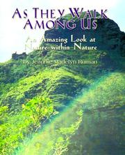 Cover of: As They Walk Among Us | Jeannie Madelyn Ruman