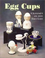 Cover of: Egg cups