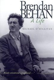 Brendan Behan by Michael O'Sullivan