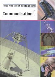 Cover of: Communication