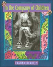Cover of: In the company of children