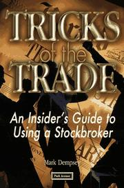 Cover of: Tricks of the Trade