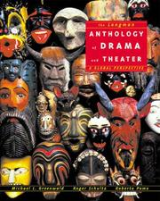Cover of: Longman anthology of drama and theater | Michael L. Greenwald