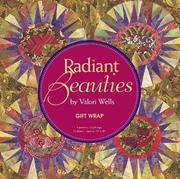 Cover of: Radiant Beauties Gift Wrap | Valori Wells