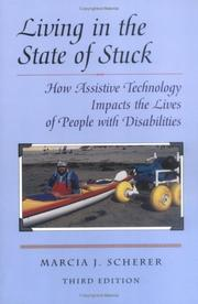 Cover of: Living in the state of stuck