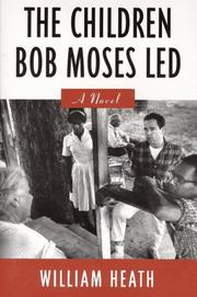 Cover of: The children Bob Moses led