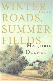 Cover of: Winter Roads, Summer Fields