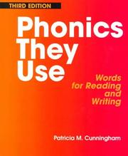 Cover of: Phonics They Use