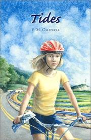 Cover of: Tides | V. M. Caldwell