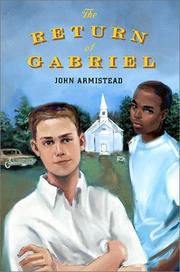 Cover of: The return of Gabriel