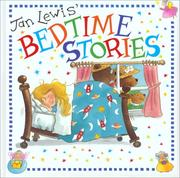 Cover of: Jan Lewis' bedtime stories