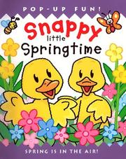 Cover of: Snappy Little Springtime