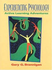 Cover of: Experiencing Psychology | Gary L. Brannigan