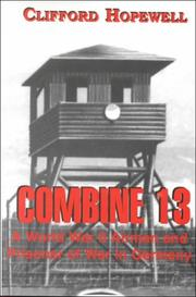 Combine 13 by Clifford Hopewell