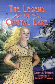 Cover of: The legend of Crystal Lake