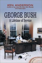 Cover of: George Bush | Anderson, Ken