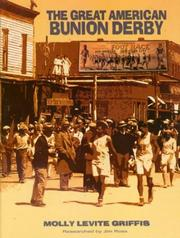 Cover of: The great American bunion derby