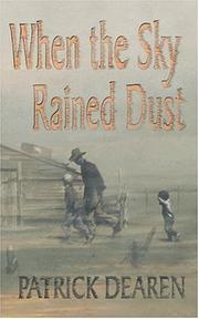 Cover of: When the sky rained dust