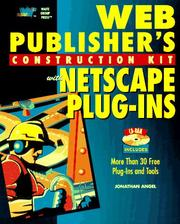 Cover of: Web publisher