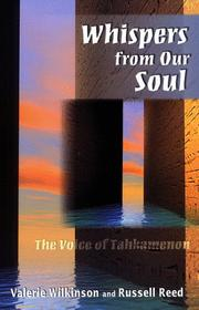 Cover of: Whispers from our soul