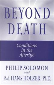 Cover of: Beyond Death | Philip Solomon