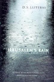 Cover of: Jerusalem's rain