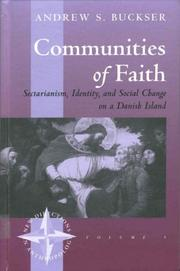 Cover of: Communities of faith