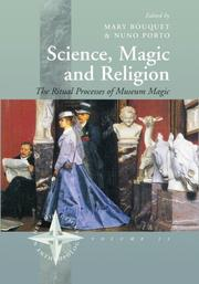 Cover of: Science, magic, and religion |