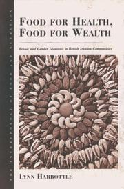 Cover of: Food for Health, Food for Wealth
