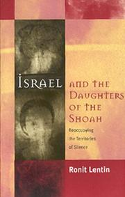 Cover of: Israel and the daughters of the Shoah