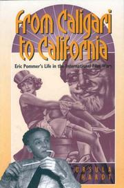 Cover of: From Caligari to California