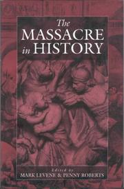 Cover of: The massacre in history