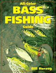 Cover of: All-color bass fishing guide