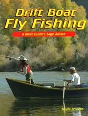 Cover of: Drift boat fly fishing | Neale Streeks