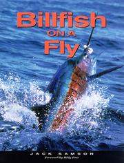Cover of: Billfish on a fly