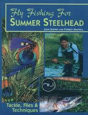 Cover of: Fly fishing for summer steelhead