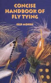 Cover of: Concise handbook of fly tying