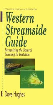 Cover of: Western streamside guide