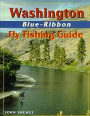 Cover of: Washington blue-ribbon fly fishing guide
