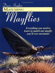 Cover of: Matching Mayflies