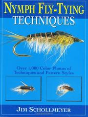 Cover of: Nymph Fly-Tying Techniques