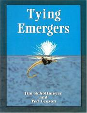Cover of: Tying emergers