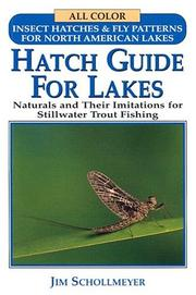 Cover of: Hatch Guide for Lakes (Hatch Guide)