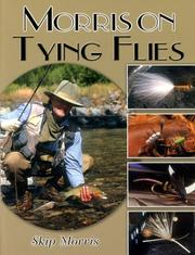 Cover of: Morris on Tying Flies