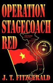 Cover of: Operation stagecoach red