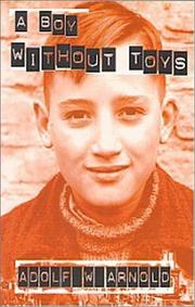 Cover of: A boy without toys